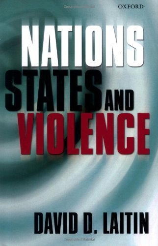 Nations, States and Violence