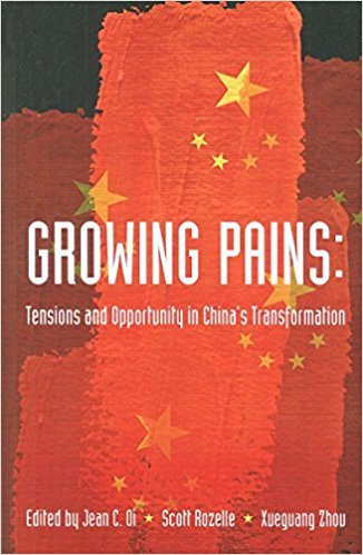 Growing Pains: Tensions and Opportunities in China's Transformation