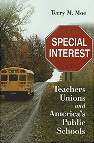 Special Interest: Teachers' Unions and America's Public Schools